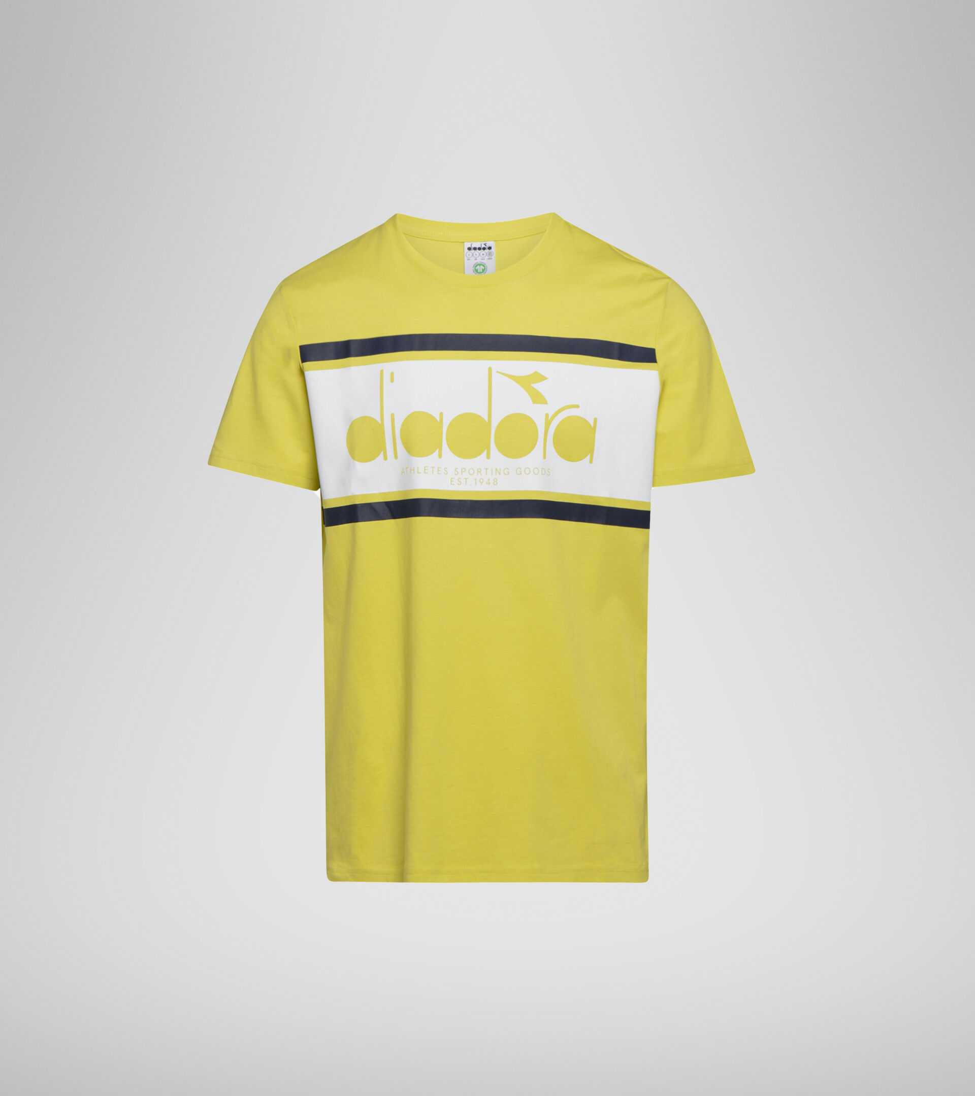 T-shirt - Unisex SS T-SHIRT SPECTRA OC YELLOW - Diadora