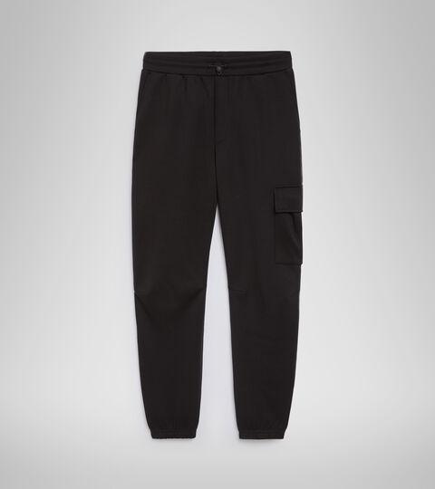 Apparel Sportswear UOMO PANT URBANITY BLACK Diadora