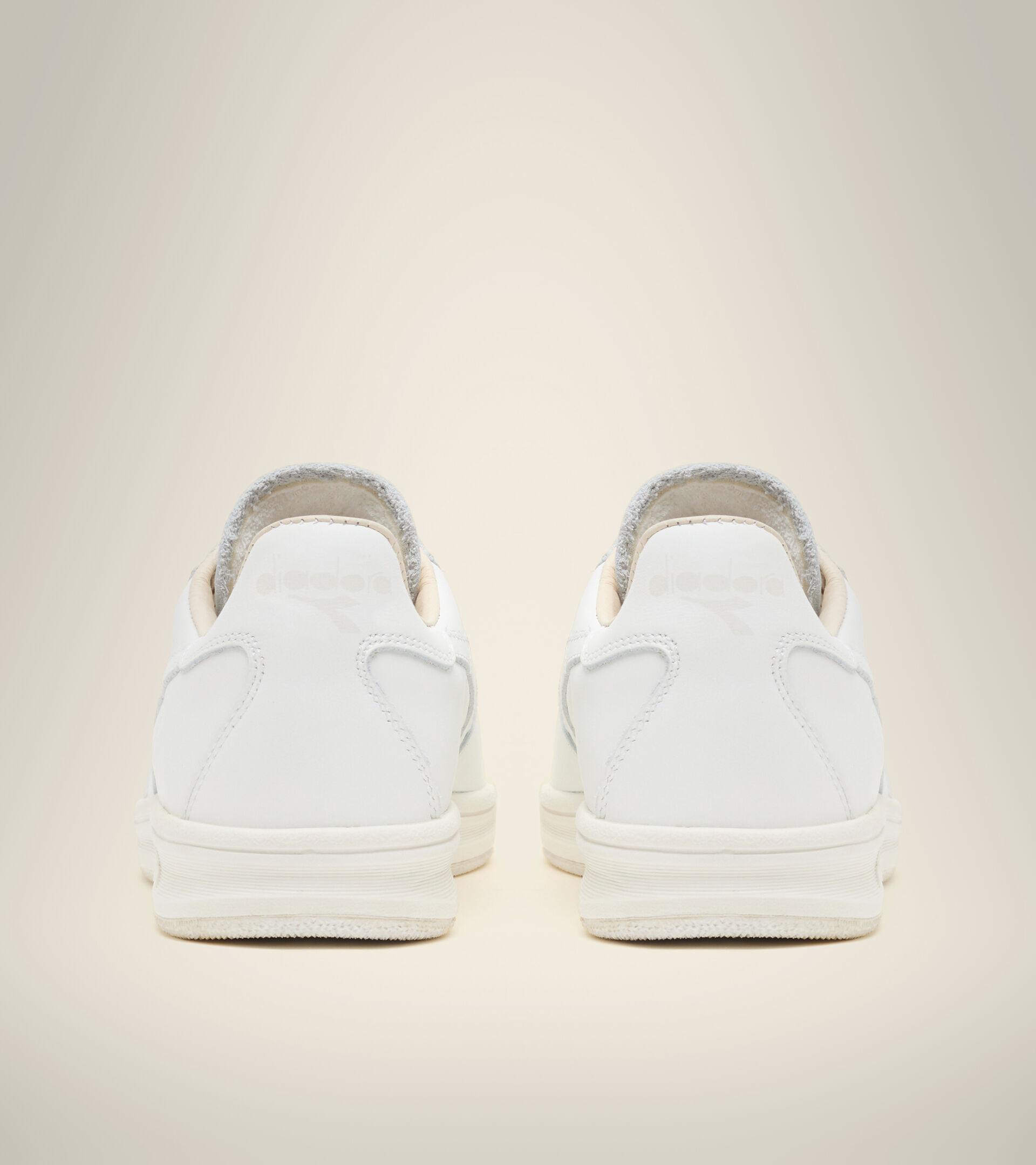 Footwear Heritage UNISEX B.ELITE H ITALIA SPORT BIANCO/BIANCO Diadora