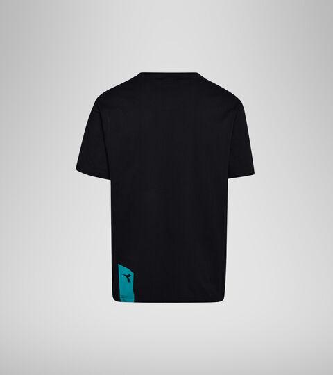 T-shirt - Unisex T-SHIRT SS ICON BLACK - Diadora