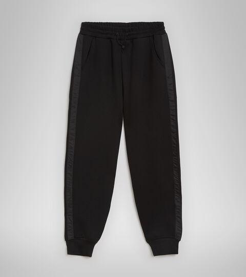 Apparel Sportswear DONNA L. PANT URBANITY BLACK Diadora