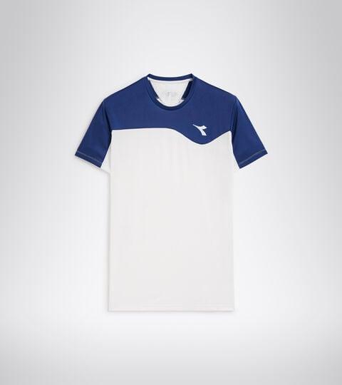 Camiseta de tenis - Hombre T-SHIRT TEAM AZUL FINCA - Diadora