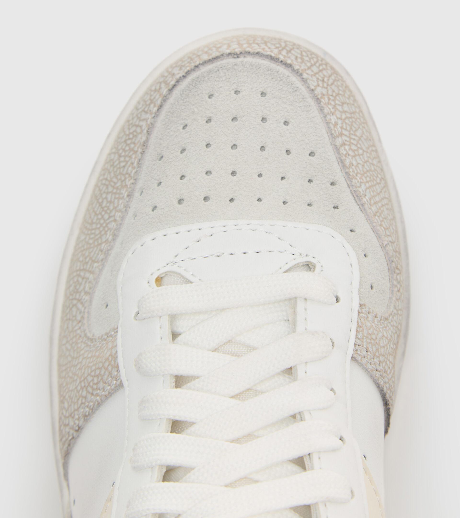 Sports shoe - Women MAGIC BASKET MID ICONA WN WHISPER WHITE - Diadora