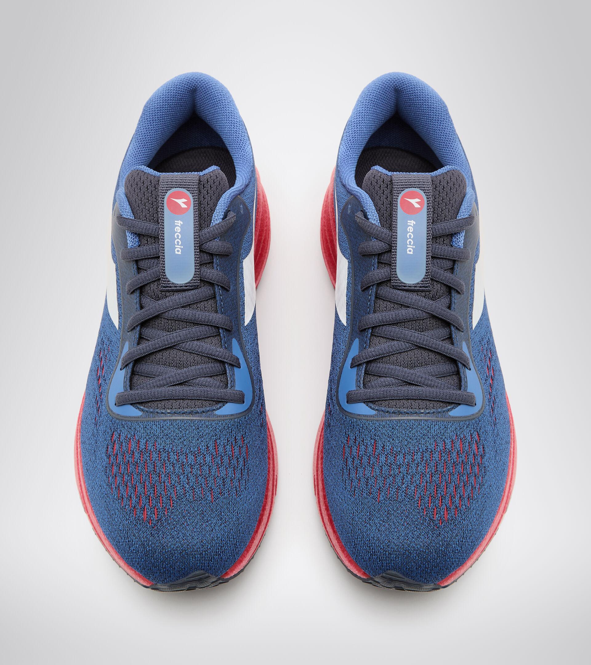 Running shoes - Men FRECCIA FEDERAL BLUE/BLUE CORSAIR/WHT - Diadora