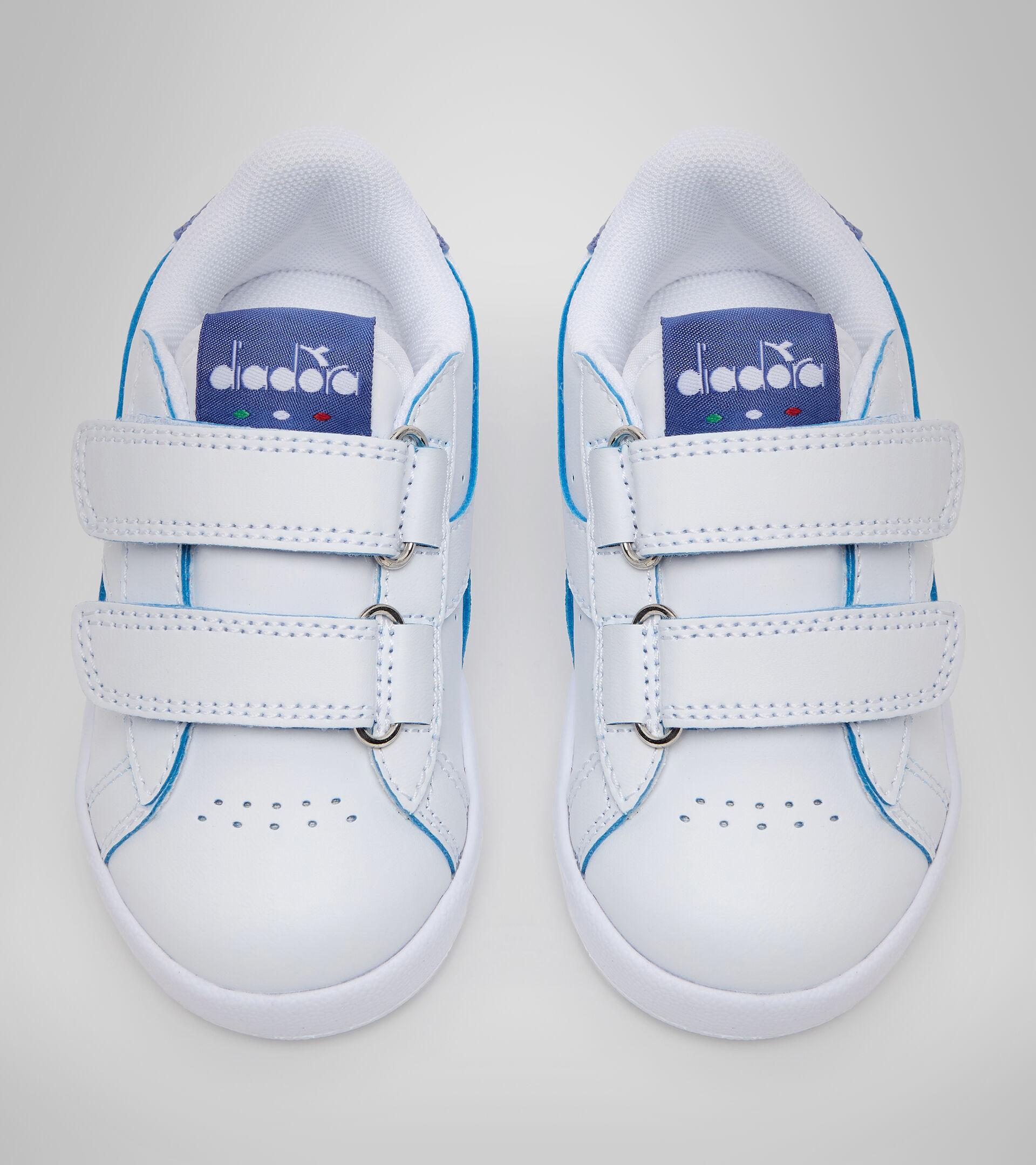 Zapatilla deportiva - Niños pequeños 1-4 años GAME P SMASH TD BIANCO/BLU OCCHI - Diadora