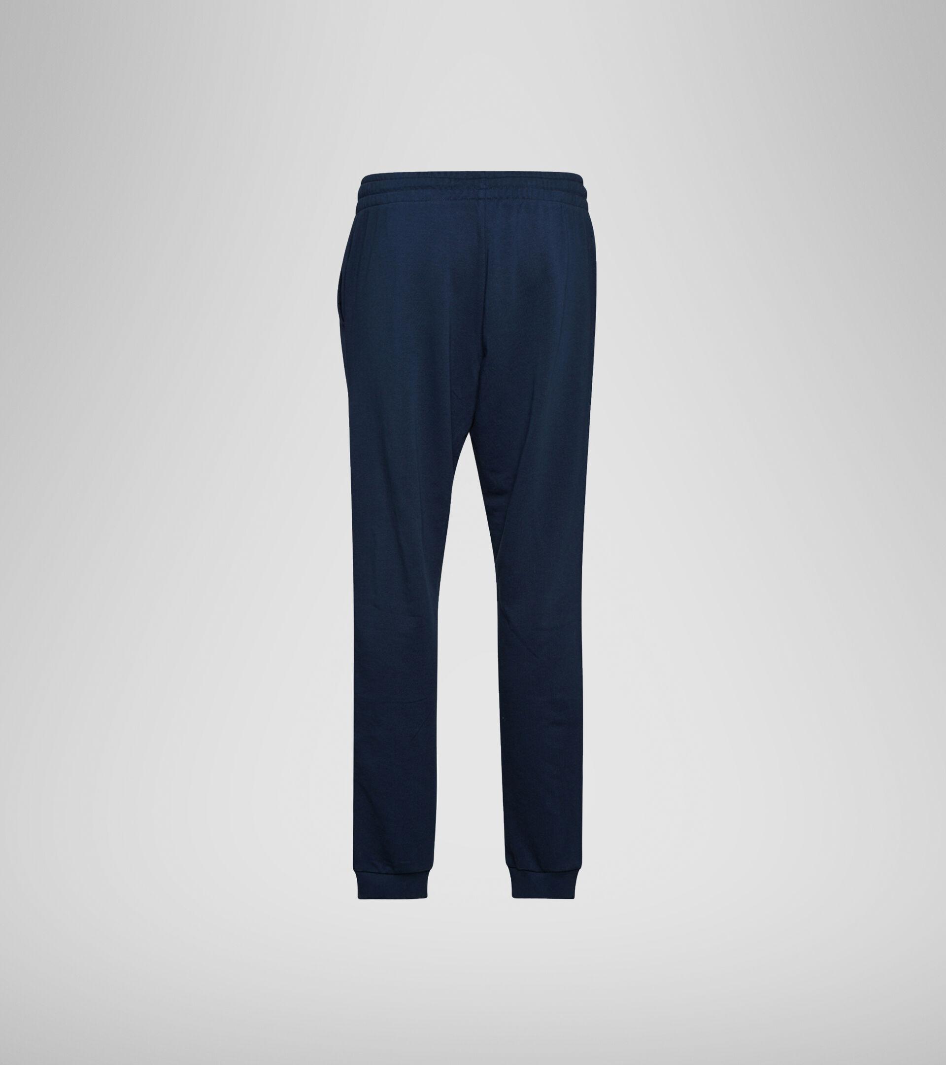 Pantalones deportivos - Hombre PANT CUFF DIADORA CLUB NEGRO IRIS - Diadora