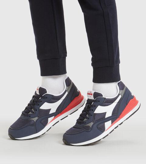 Footwear Sport BAMBINO N.92 GS BLU CORSARO Diadora