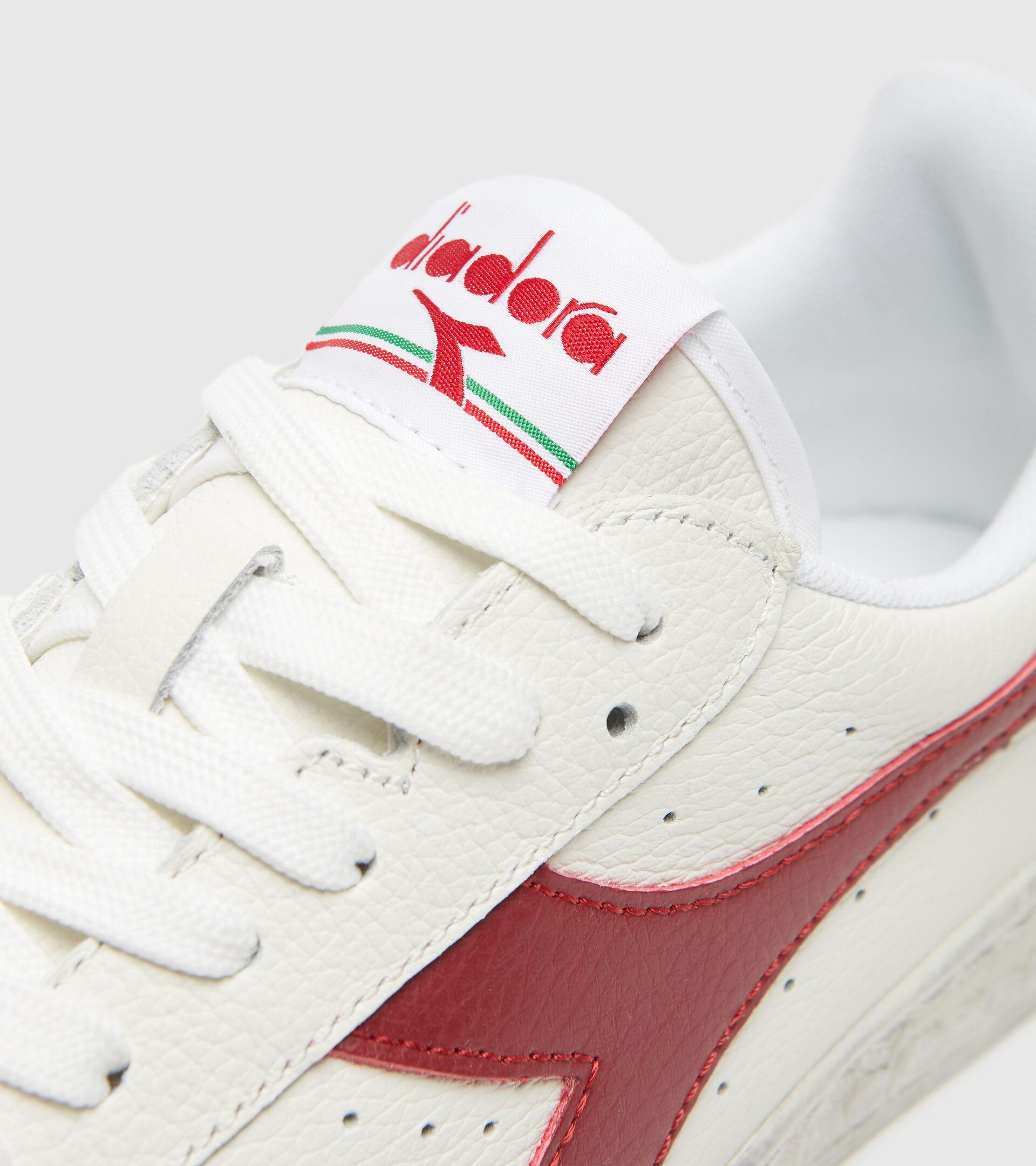 Footwear Sportswear UNISEX GAME L LOW WAXED BLANCO/NARANJA.COM Diadora