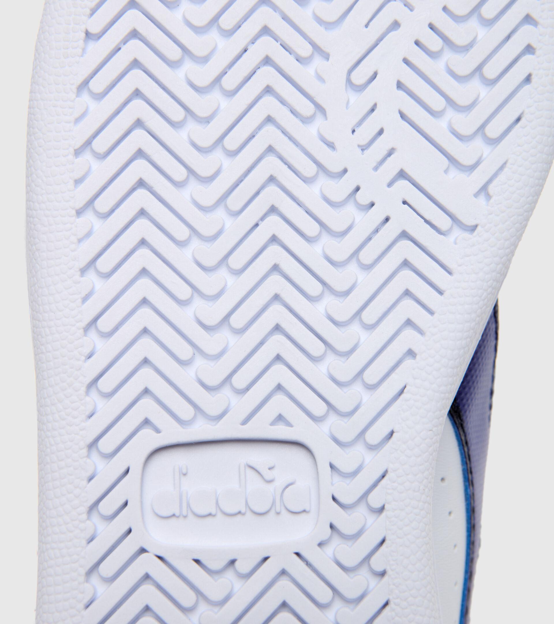 Footwear Sport BAMBINO GAME P GS BLANCO/AZUL CHAQUETON Diadora