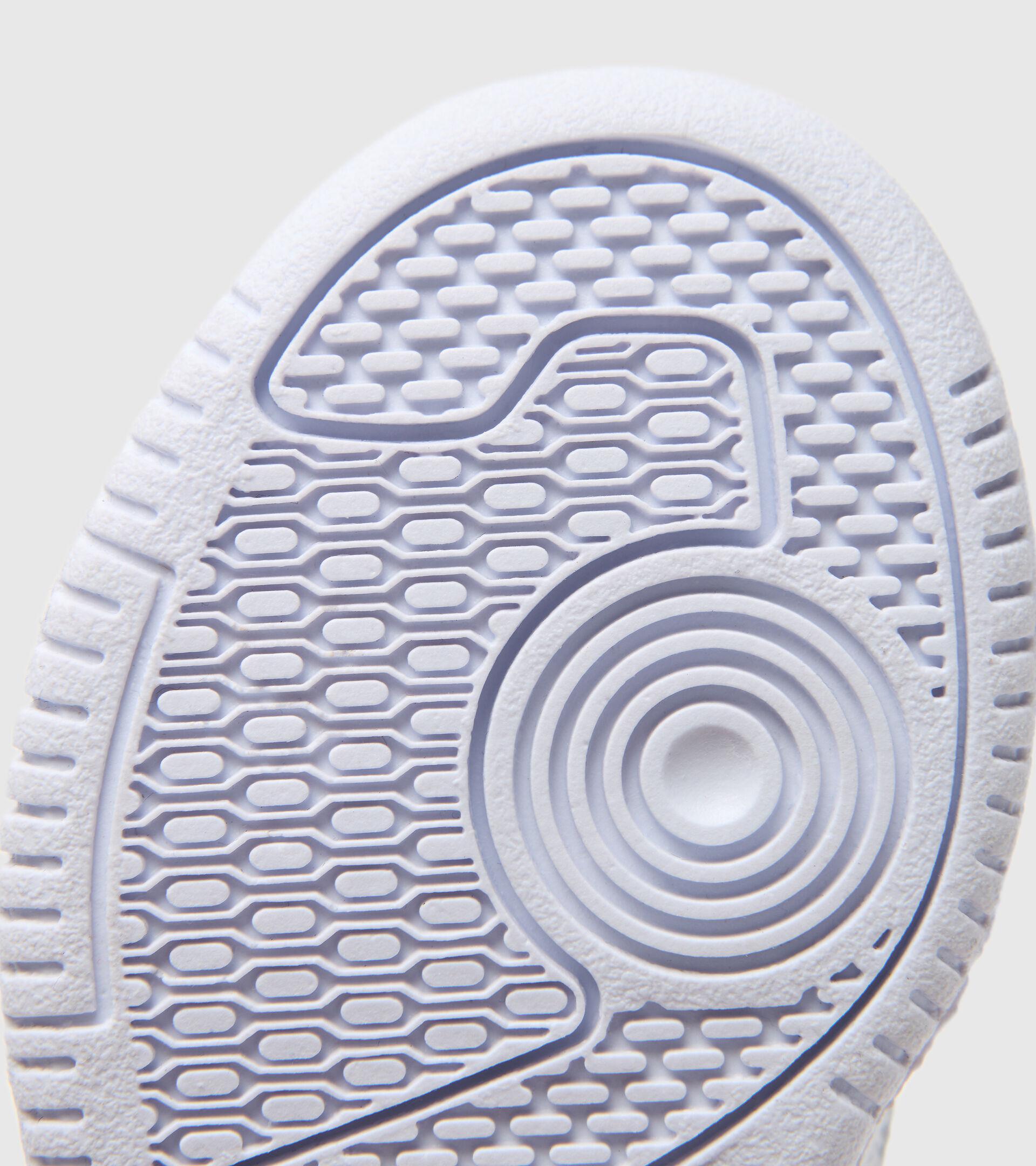 Footwear Sport BAMBINO RAPTOR MID TD BLANCO/PLATA (C6103) Diadora
