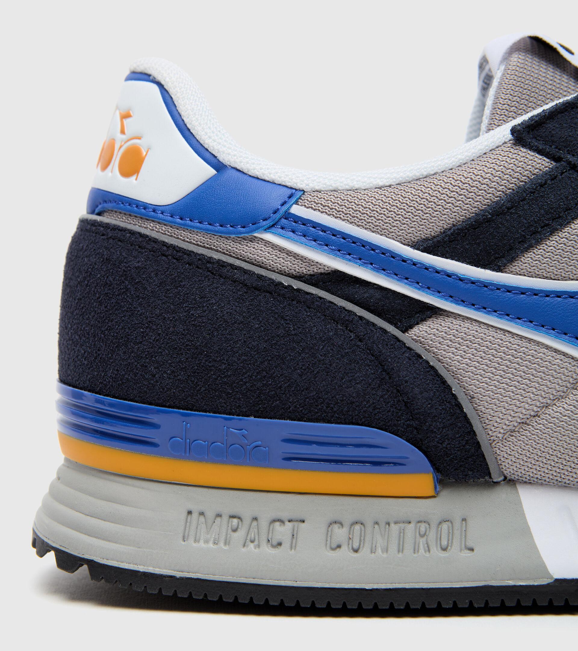 Footwear Sportswear UOMO TITAN GRIGIO CENERE/BLU PROFONDO Diadora