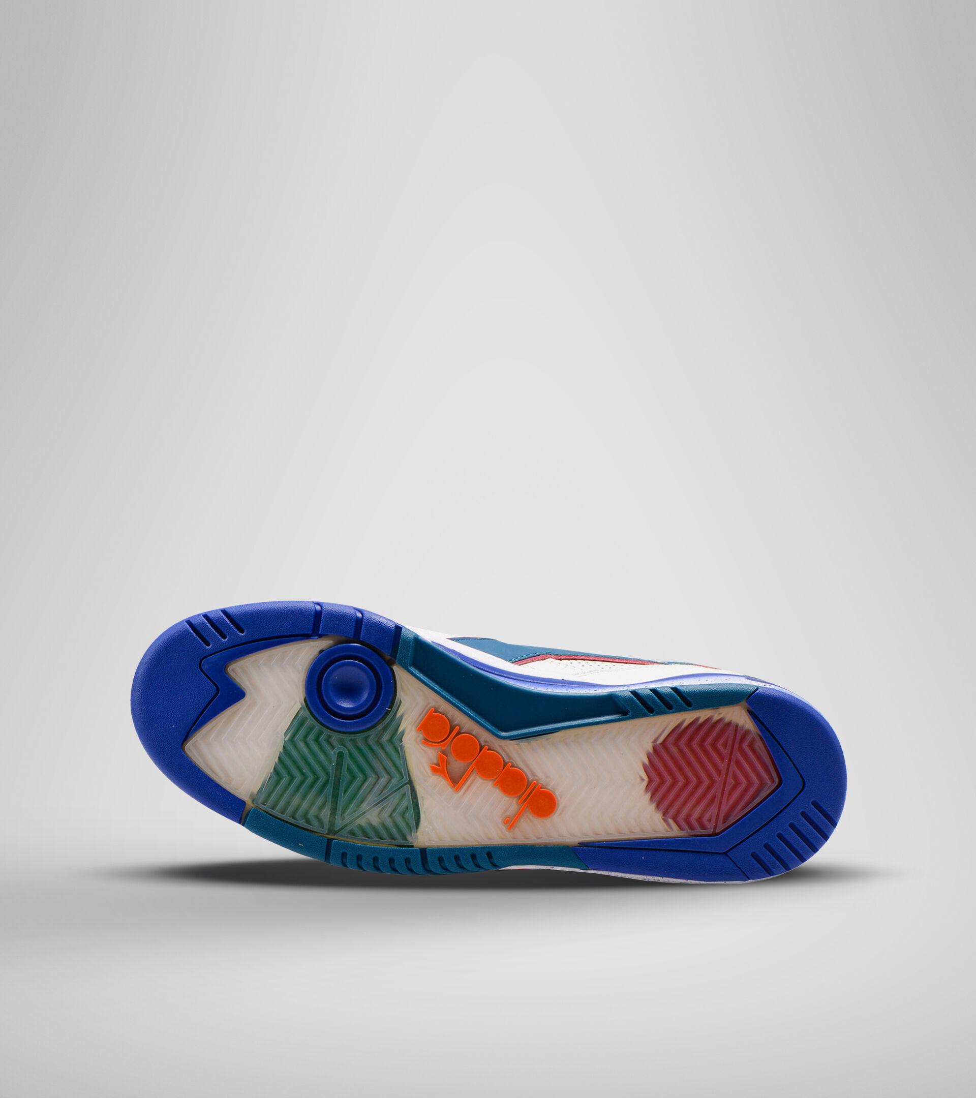 Footwear Sportswear UNISEX REBOUND ACE IMPERIAL BLUE/WHITE Diadora