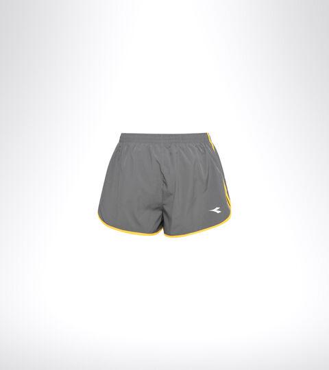Running shorts - Men SHORT RUN GREY QUIET SHADE - Diadora