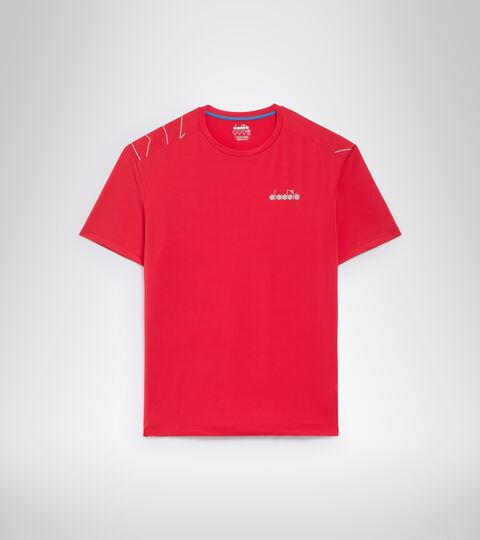 Running T-shirt - Men SS T-SHIRT BE ONE TECH LYCHEE - Diadora
