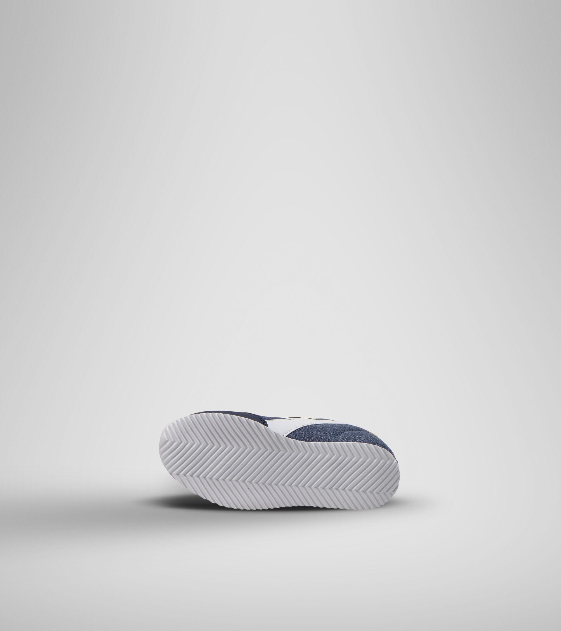 Footwear Sport BAMBINO JOG LIGHT PS BLACK IRIS/GOLDEN APRICOT Diadora