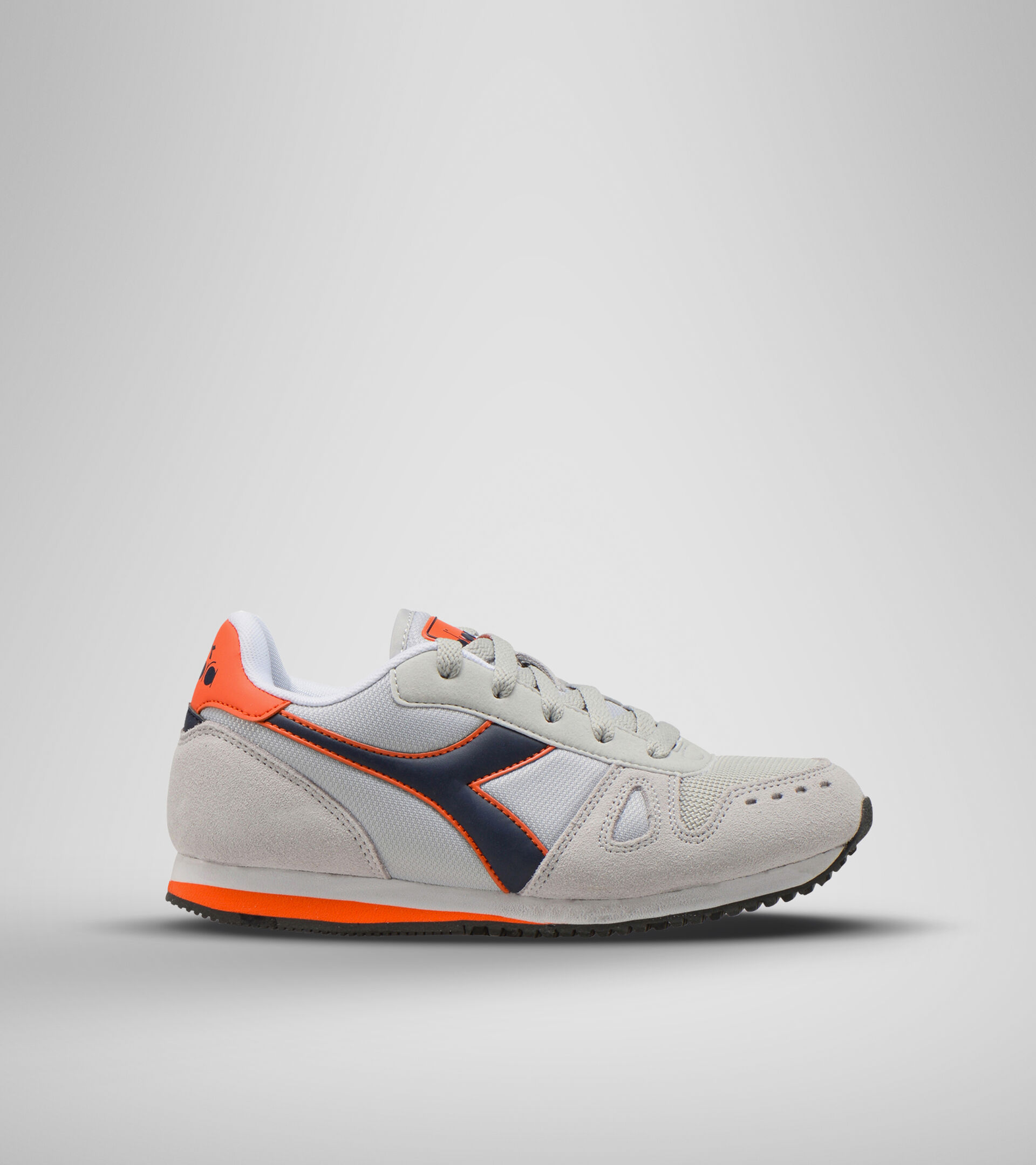 Chaussures de sport - Jeunes 8-16 ans SIMPLE RUN GS BLEU AUBE - Diadora
