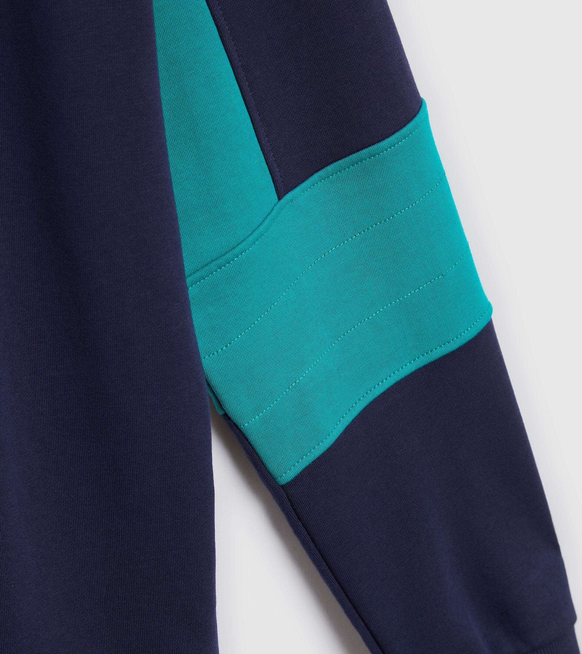 Sweater mit Rundhalsausschnitt - Herren SWEATSHIRT CREW SHIELD CABAN BLAU - Diadora