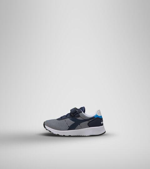 Chaussures de sport - Enfants 4-8 ans EVO RUN PS BLU CORSARO/AZZURRO ALLEGRO - Diadora