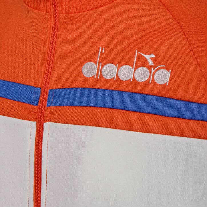 JACKET 80S, ORANGEADE, large