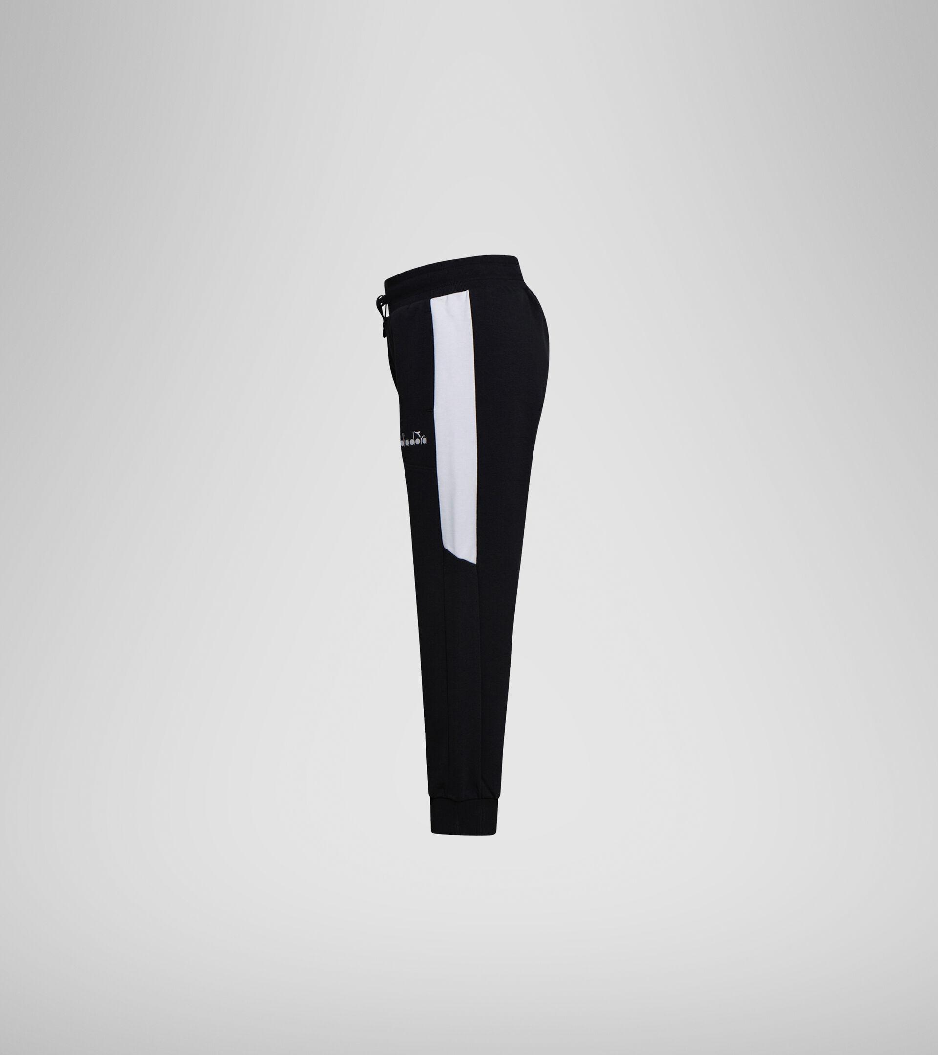 Sports trousers - Boys JB. PANT CUFF DIADORA CLUB BLACK - Diadora