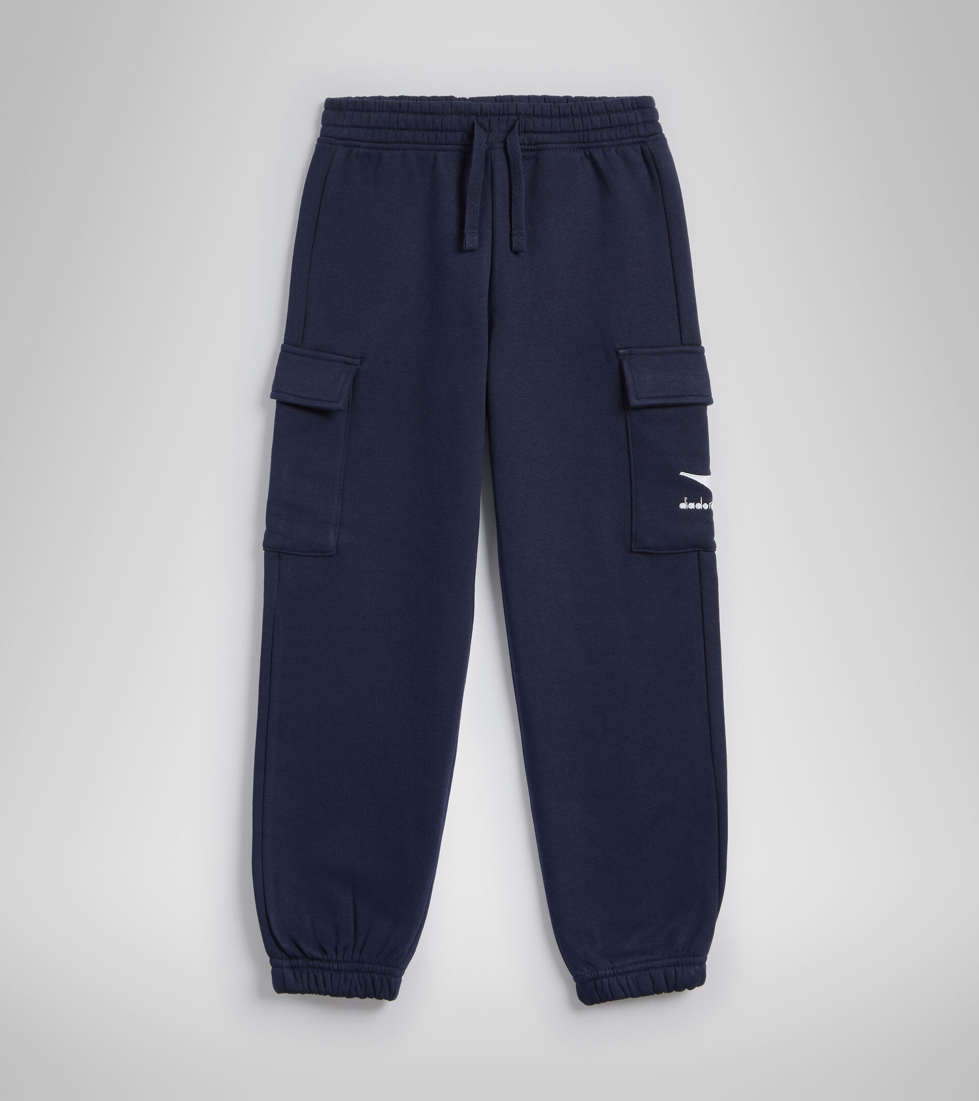 Pantalones deportivos - Niños JB.PANTS CUFF HOOPLA AZUL CHAQUETON - Diadora