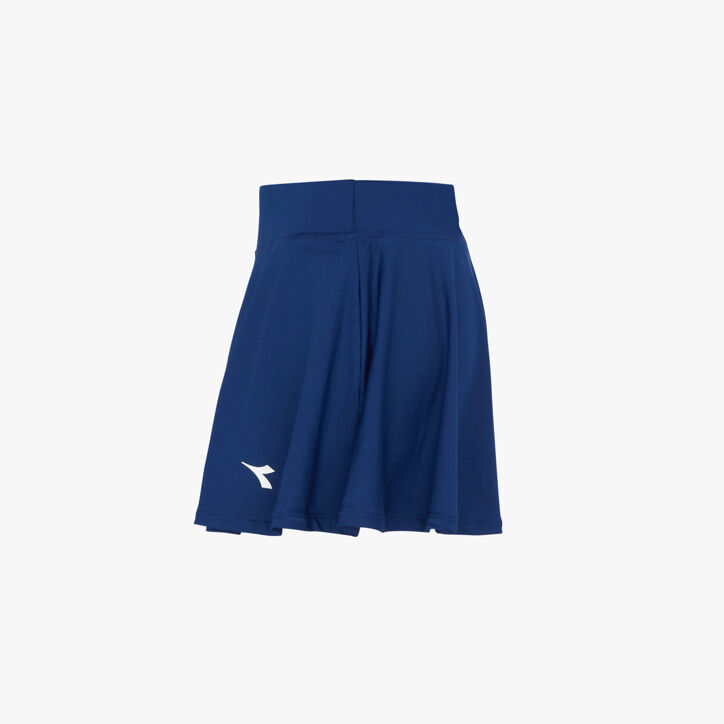 L. SKIRT COURT, KLASSISCH BLAU, large