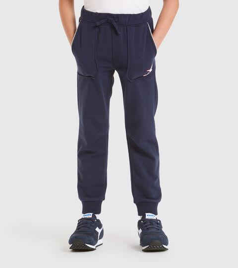 Pantalon de sport - Enfants JU. CUFF PANTS CUBIC BLEU CABAN - Diadora