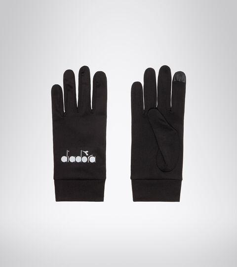 Accessories Sport UNISEX WINTER GLOVES TOUCH PIRATE BLACK 1 Diadora