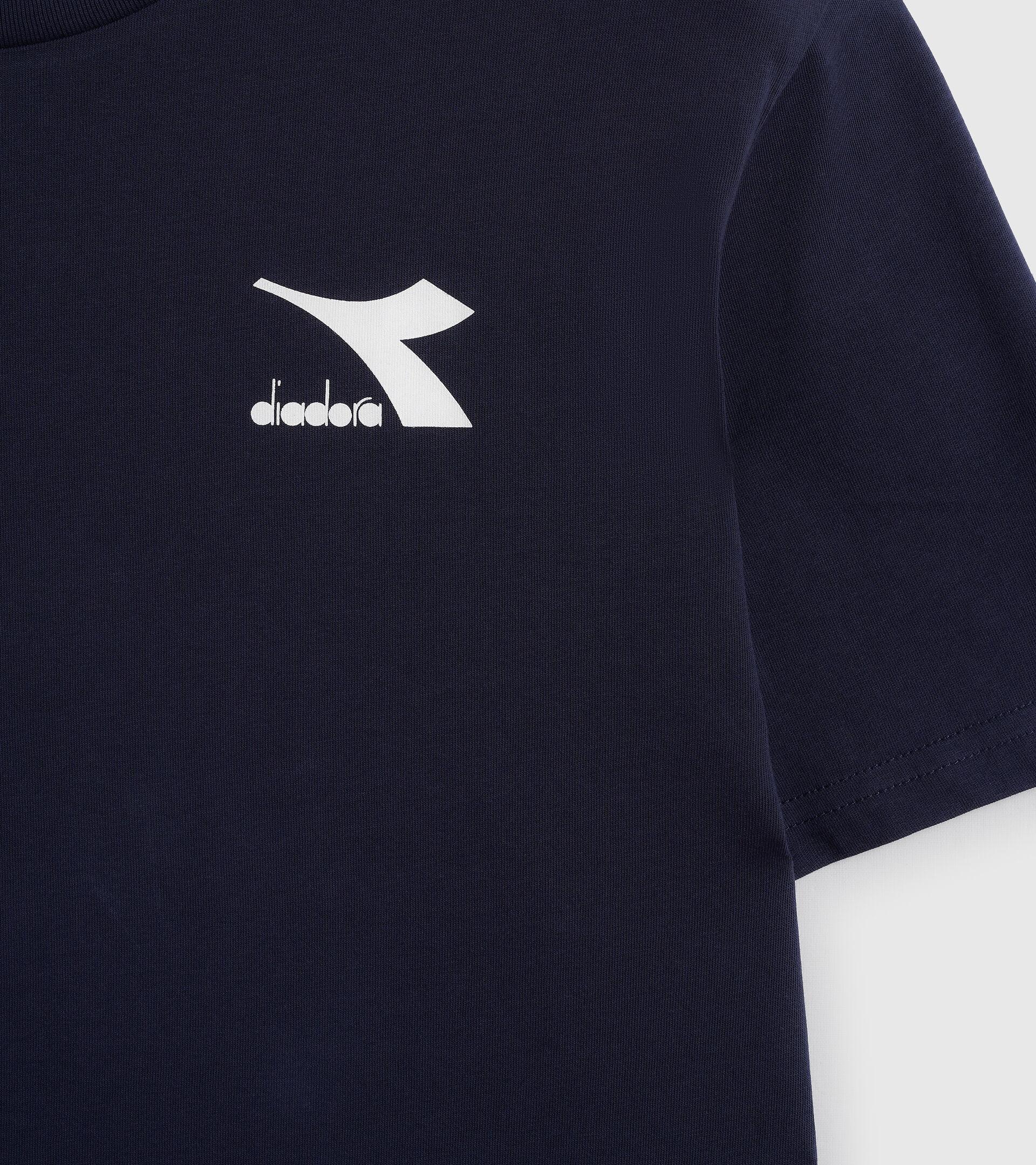 T-shirt - Men T-SHIRT SS CHROMIA CLASSIC NAVY - Diadora