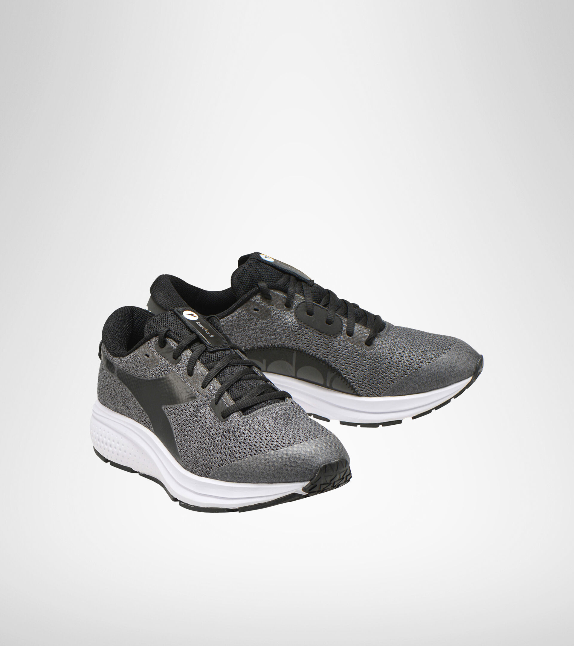 Footwear Sport UOMO KURUKA 5 BLACK/WHITE (C7406) Diadora