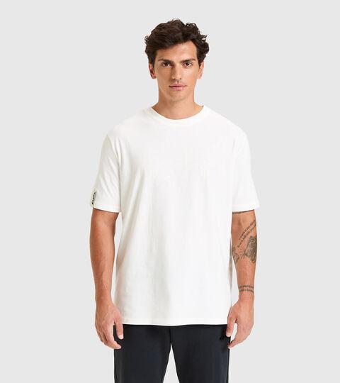 Apparel Sportswear UNISEX T-SHIRT SS DIADORA HD WHITE Diadora