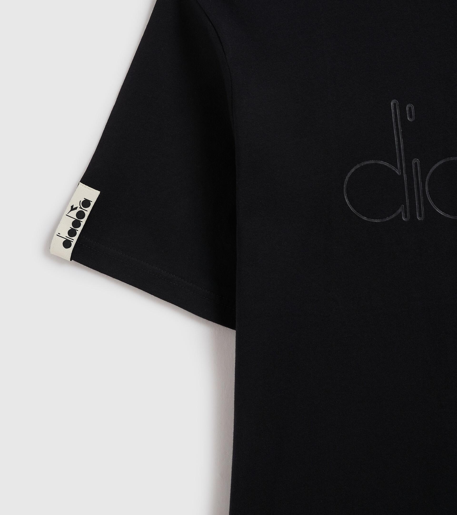 T-Shirt - Unisex T-SHIRT SS DIADORA HD SCHWARZ - Diadora