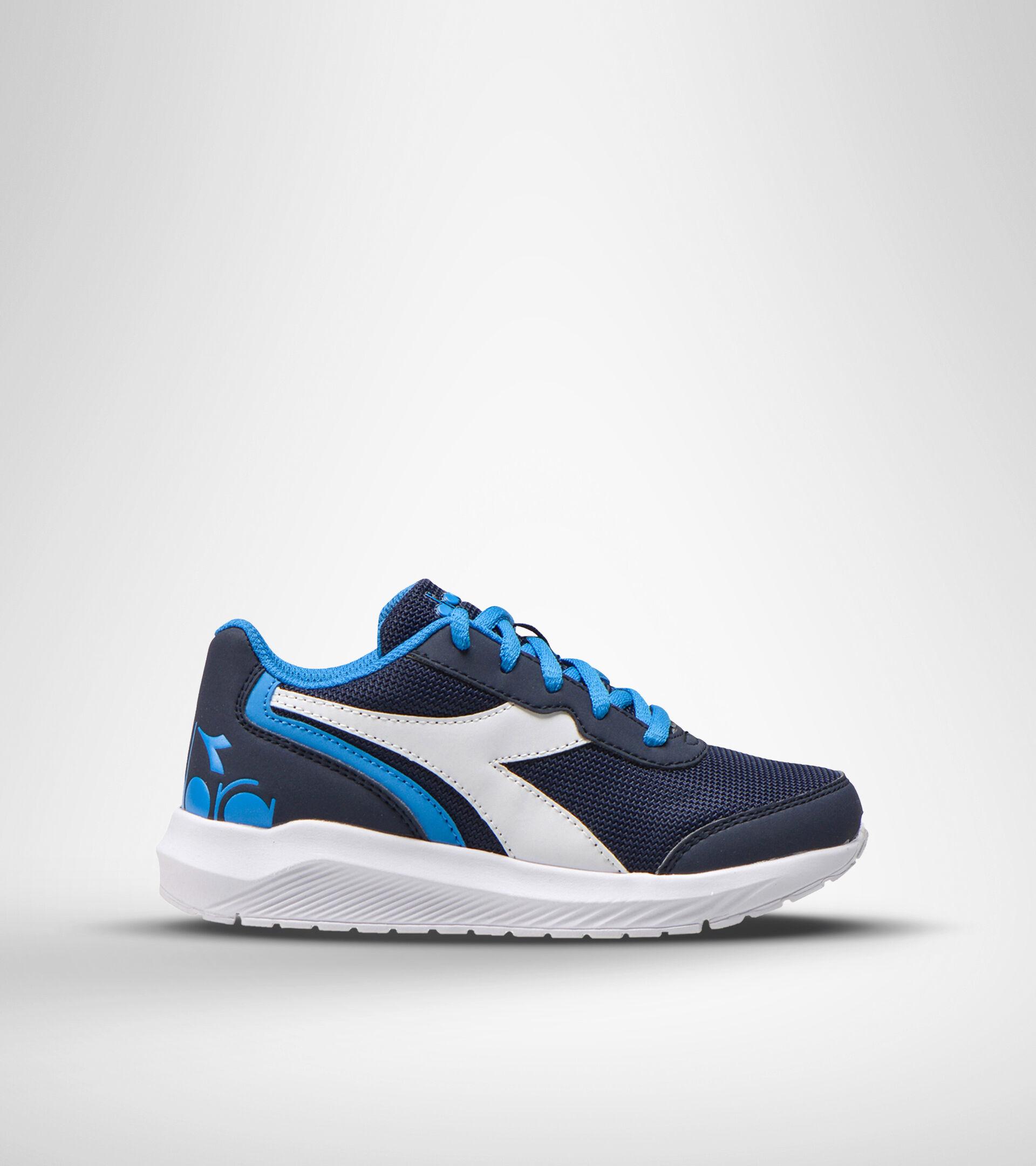 Footwear Sport BAMBINO FALCON JR ESTATE BLUE/BRILLIANTBLUE Diadora