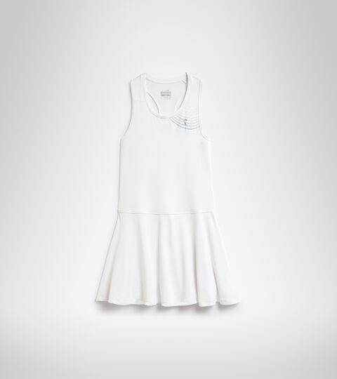 Vestido de tenis - Mujer L. DRESS COURT BLANCO VIVO - Diadora