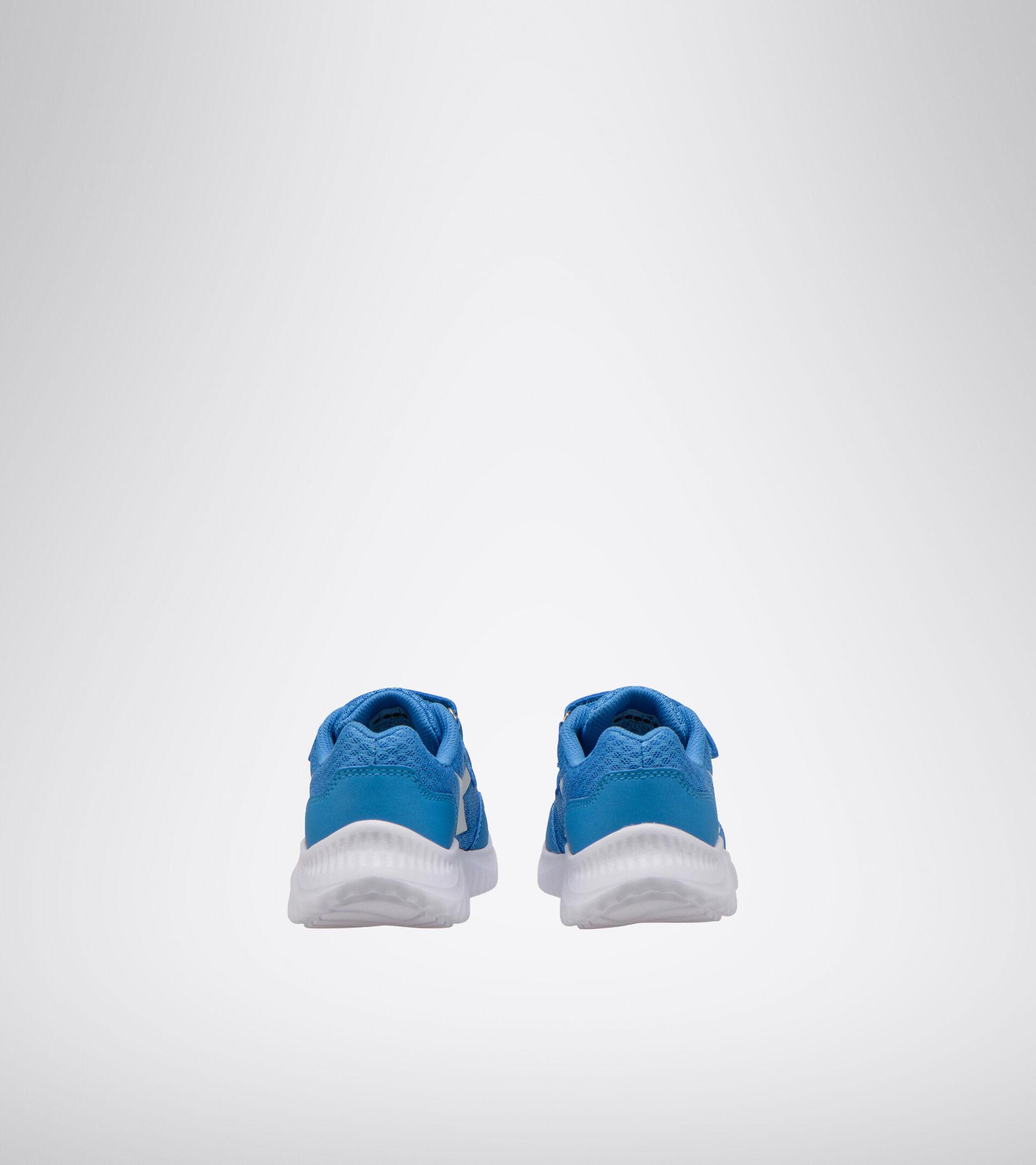 Footwear Sport BAMBINO ROBIN 2 JR V MICRO BLUE/WHITE Diadora