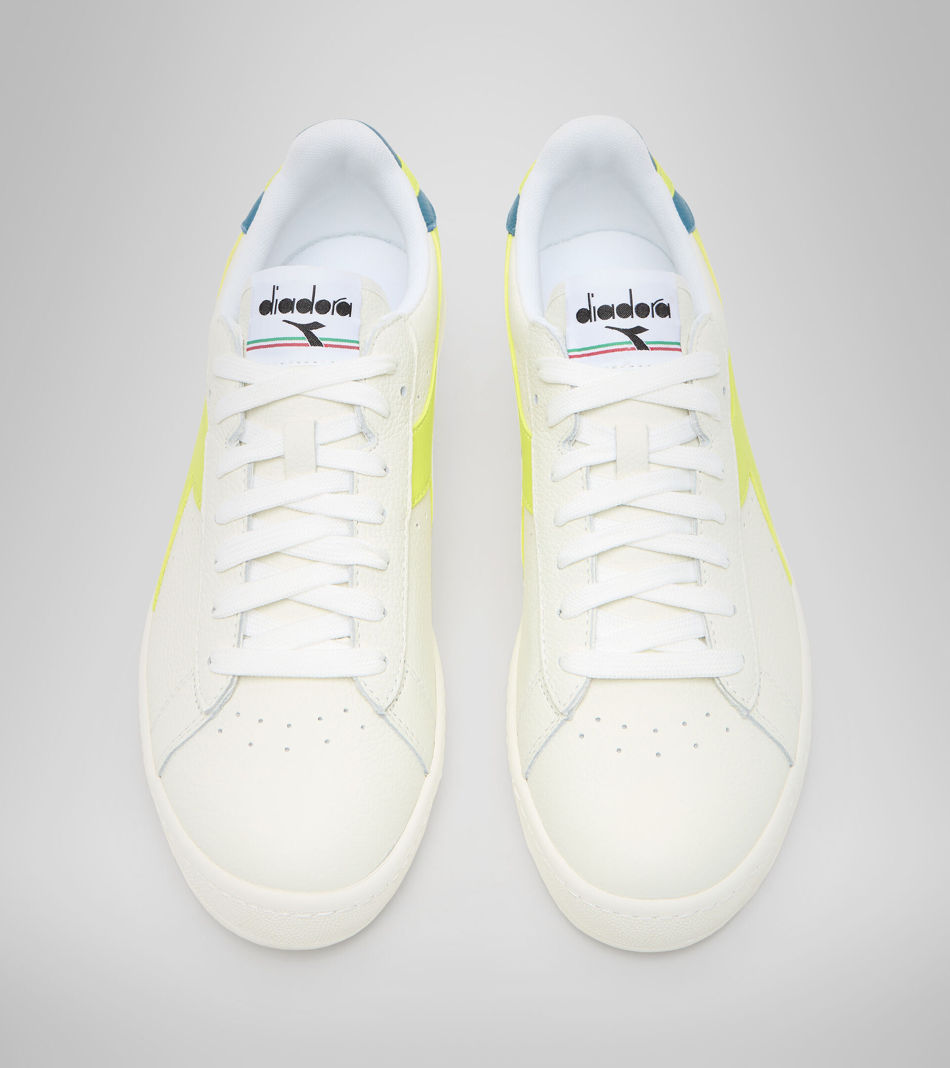 Sneaker - Unisex GAME L LOW WSS/SCHWEFELQUELLE/BL KORALLE - Diadora