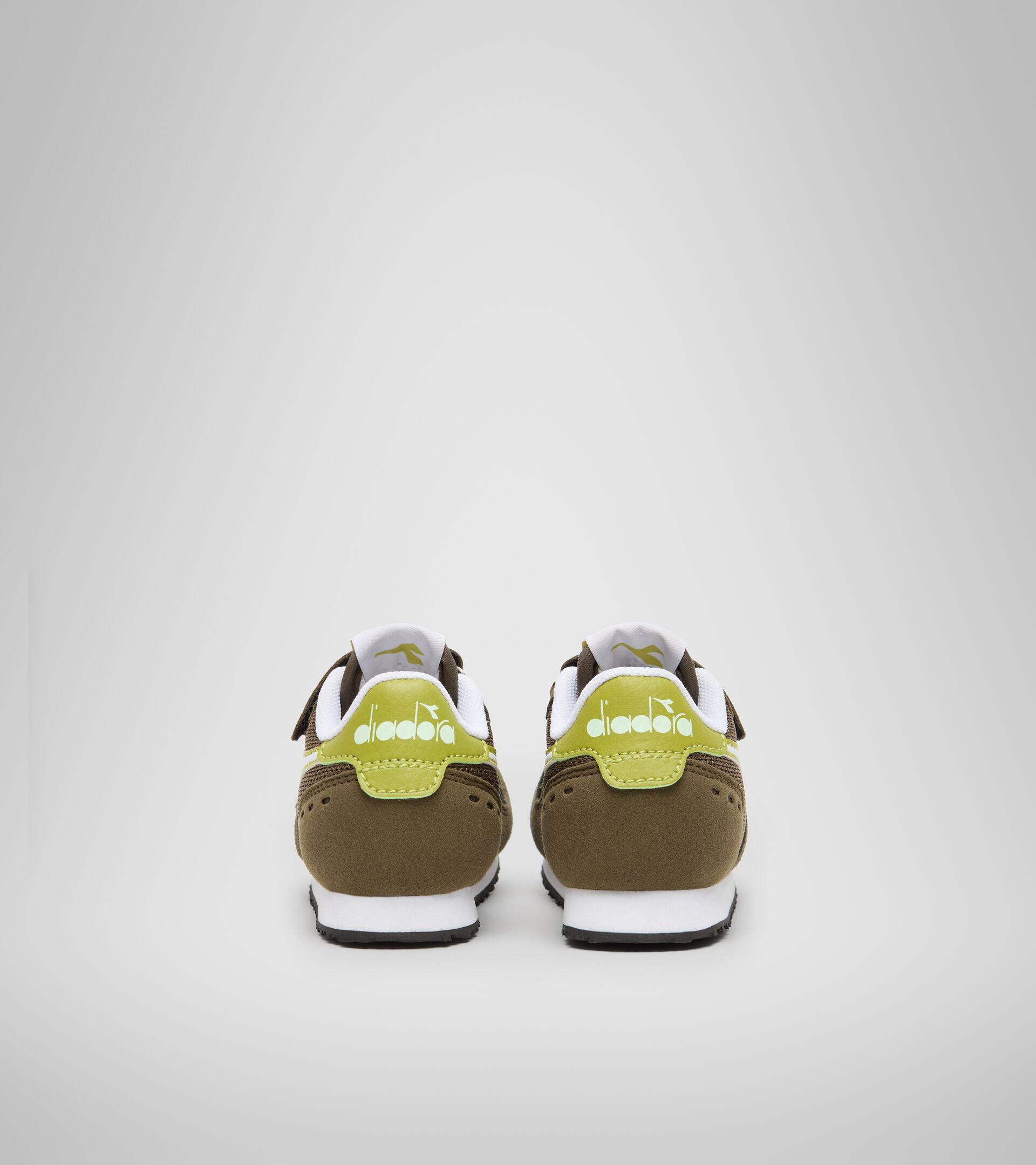 Zapatilla deportiva - Niños pequeños 1-4 años SIMPLE RUN TD OLIVA OSCURA - Diadora