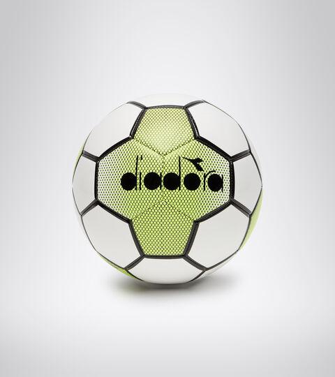 Fußball BOMBER 5 BIANCO/GIALLO FLUO DIADORA /NE - Diadora
