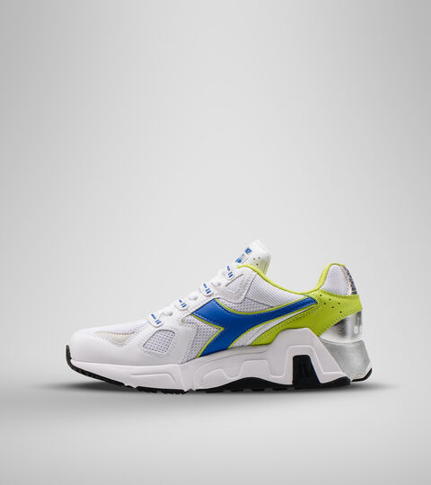 Chaussures de sport - Homme MYTHOS BIANCO/BLU MICRO/ARGENTO DD - Diadora