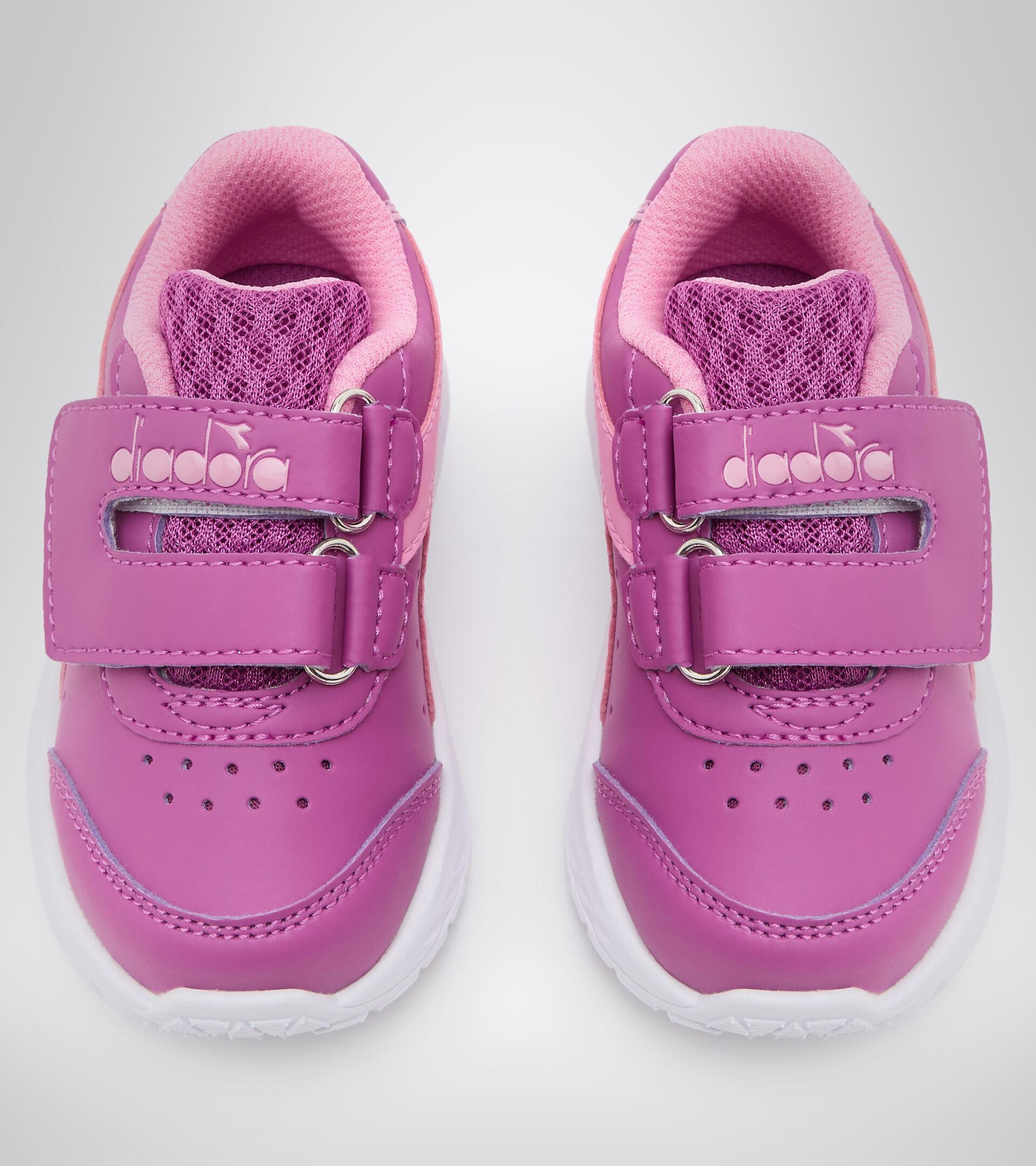 Footwear Sport BAMBINO FALCON SL I VIVID VIOLA/BEGONIA PINK Diadora