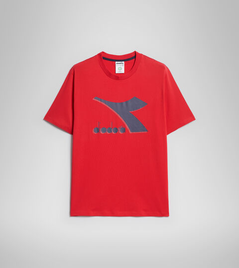 T-Shirt - Herren T-SHIRT SS SHIELD TANGOROT - Diadora