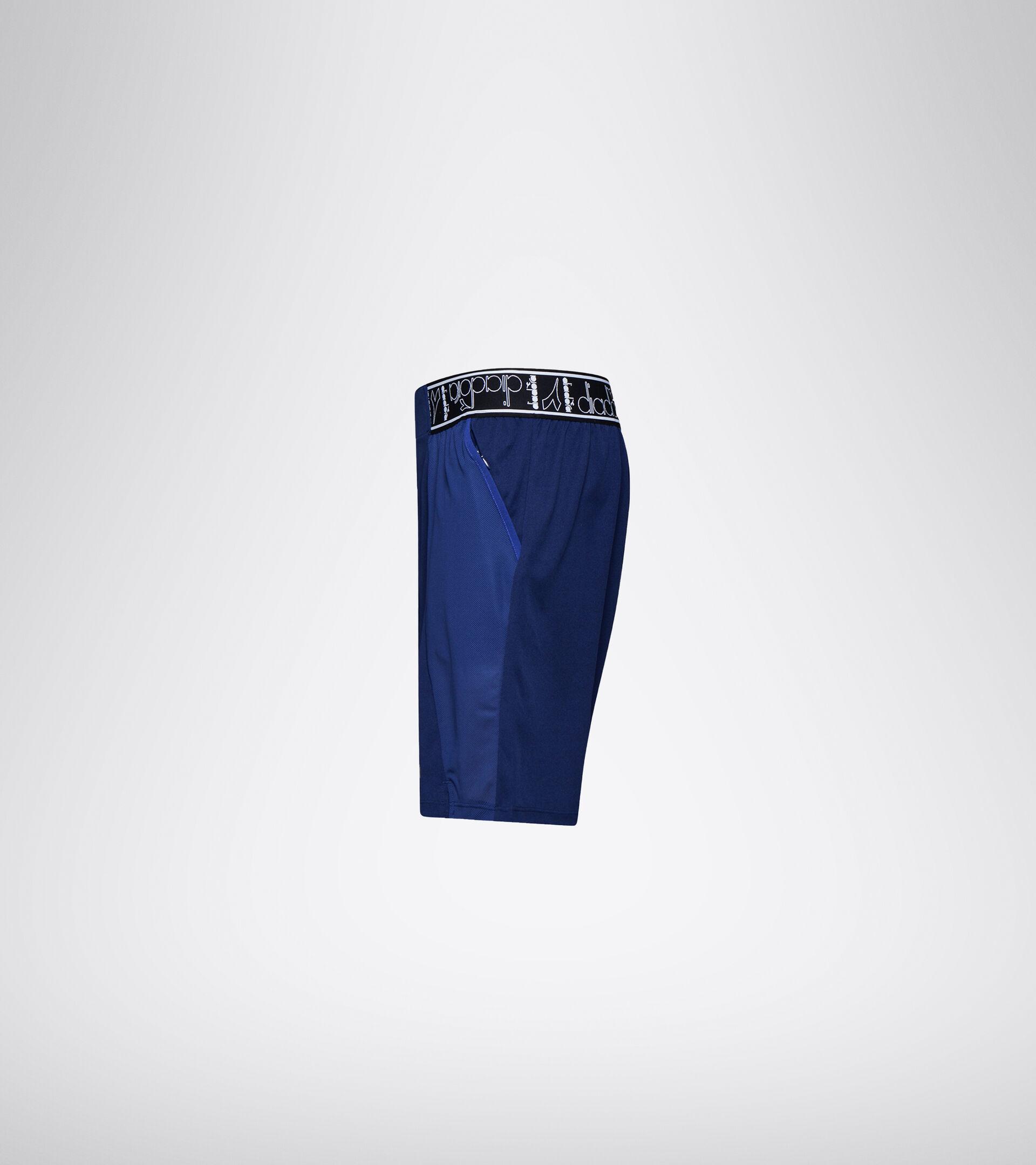 Shorts para correr - Hombre BERMUDA BE ONE CIANOTIPO AZUL - Diadora