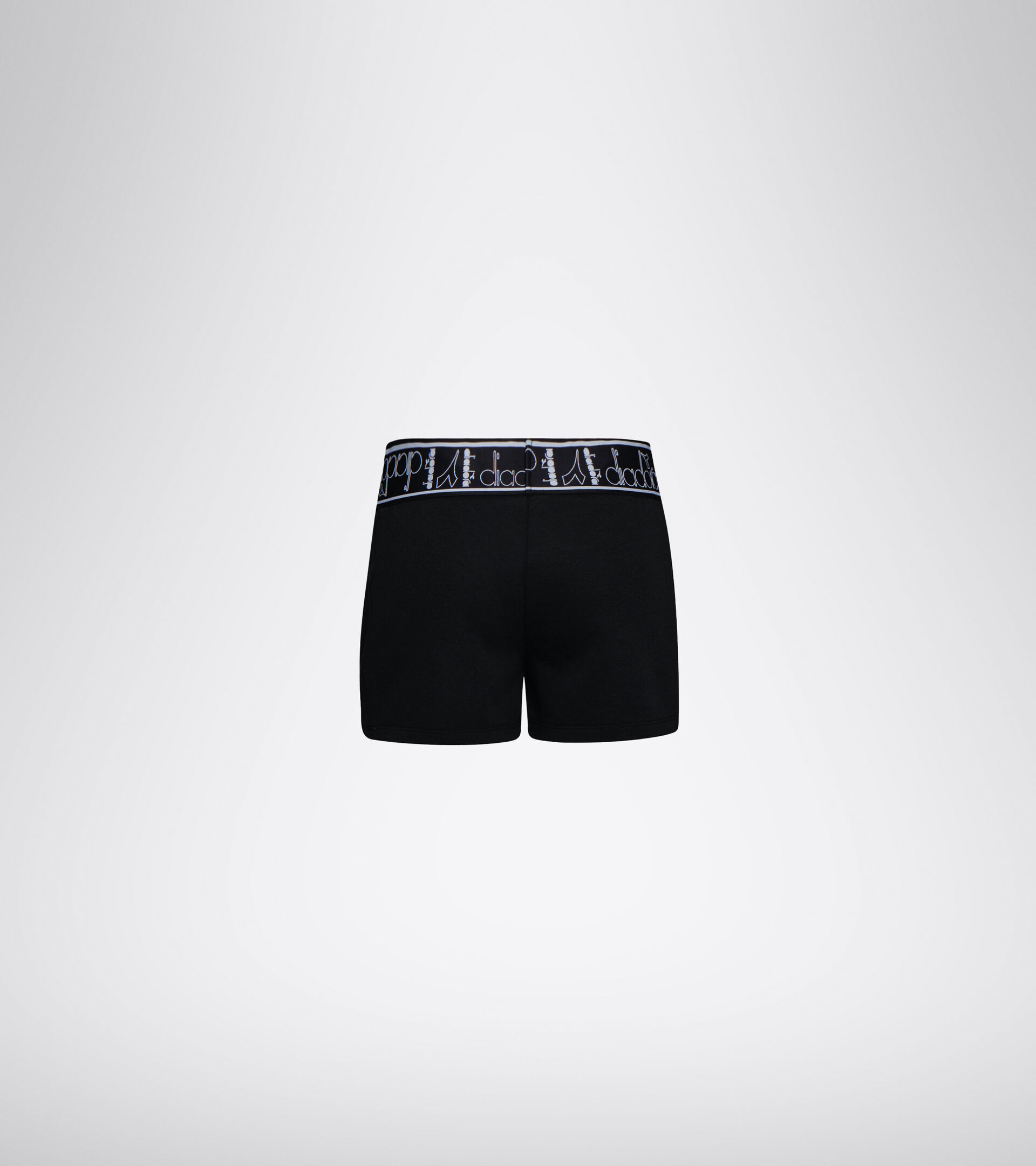 Shorts - Women L. SHORT 9CM BE ONE BLACK - Diadora