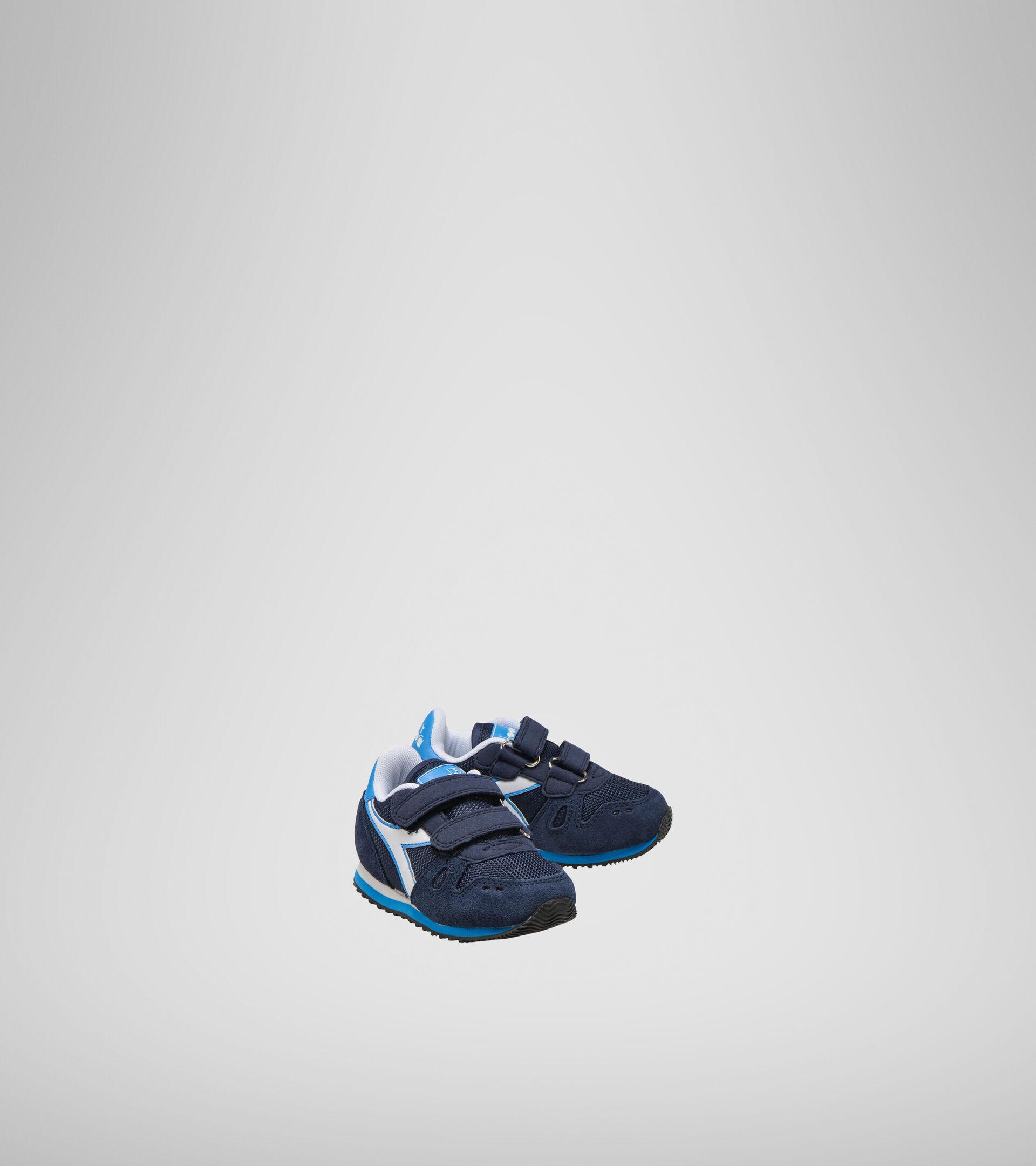 Zapatilla deportiva - Niños pequeños 1-4 años SIMPLE RUN TD BLU CORSARO/AZZURRO ALLEGRO - Diadora