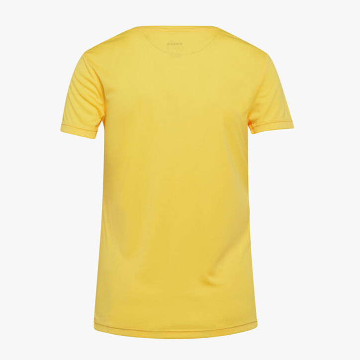 L. SS CORE TEE, GOLDFINCH, large