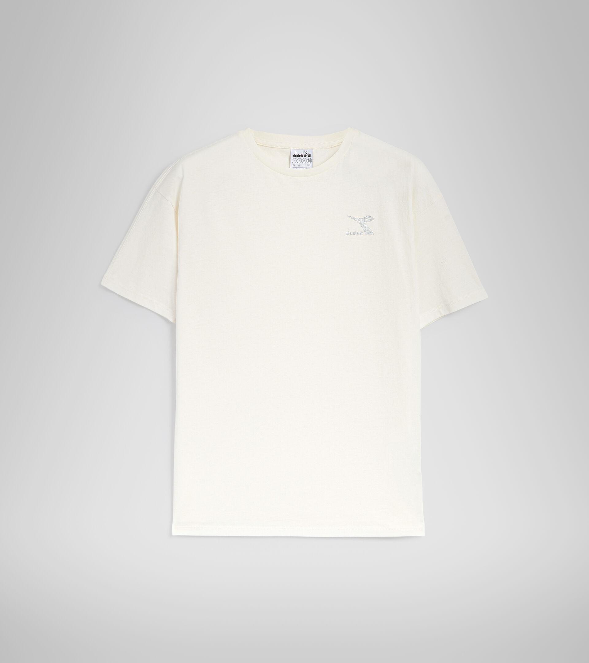 Camiseta - Mujer L.T-SHIRT SS BLINK BLANCO MURMURAR - Diadora