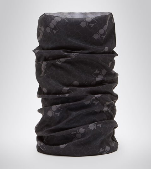 Headband - Unisex MULTI HEADBAND ALL OVER BLACK - Diadora
