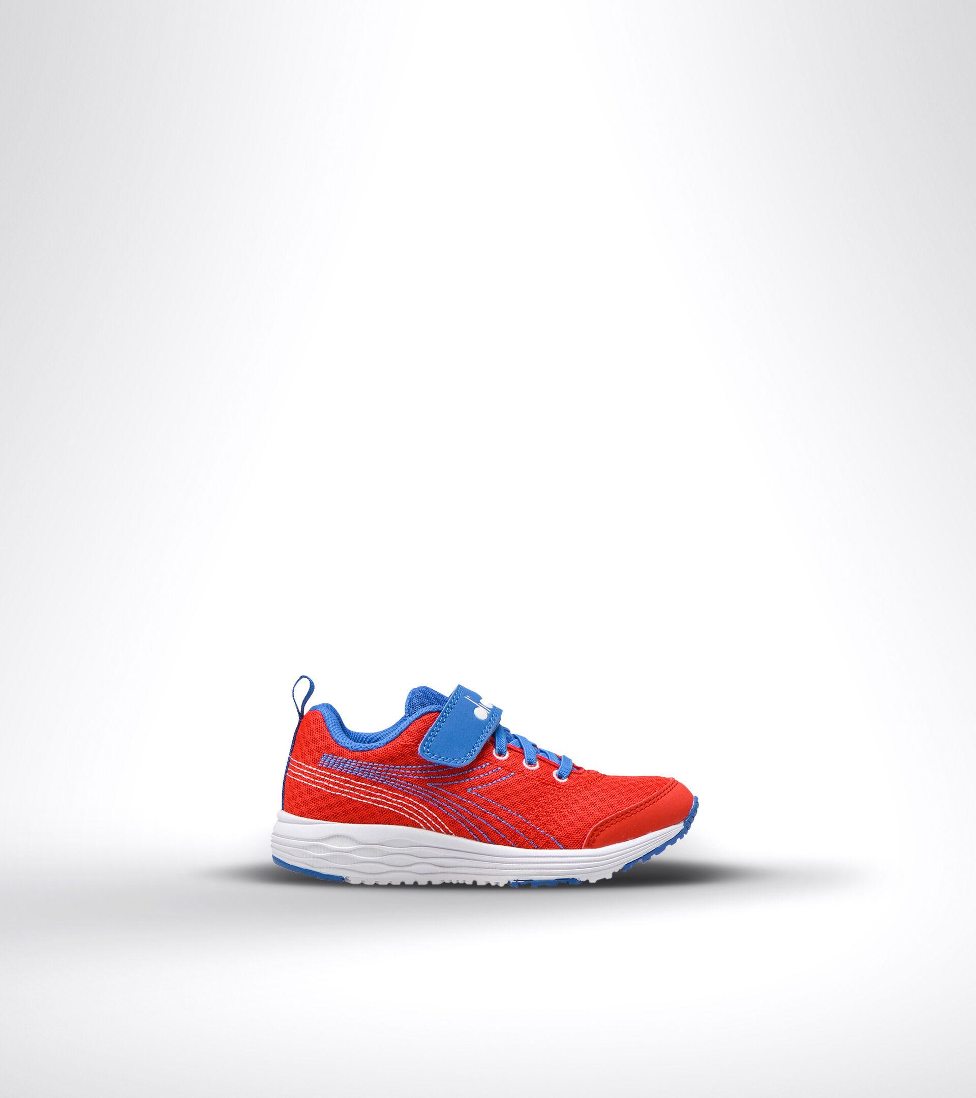 Footwear Sport BAMBINO FLAMINGO 6 JR DARK RED/ROYAL/WHITE Diadora