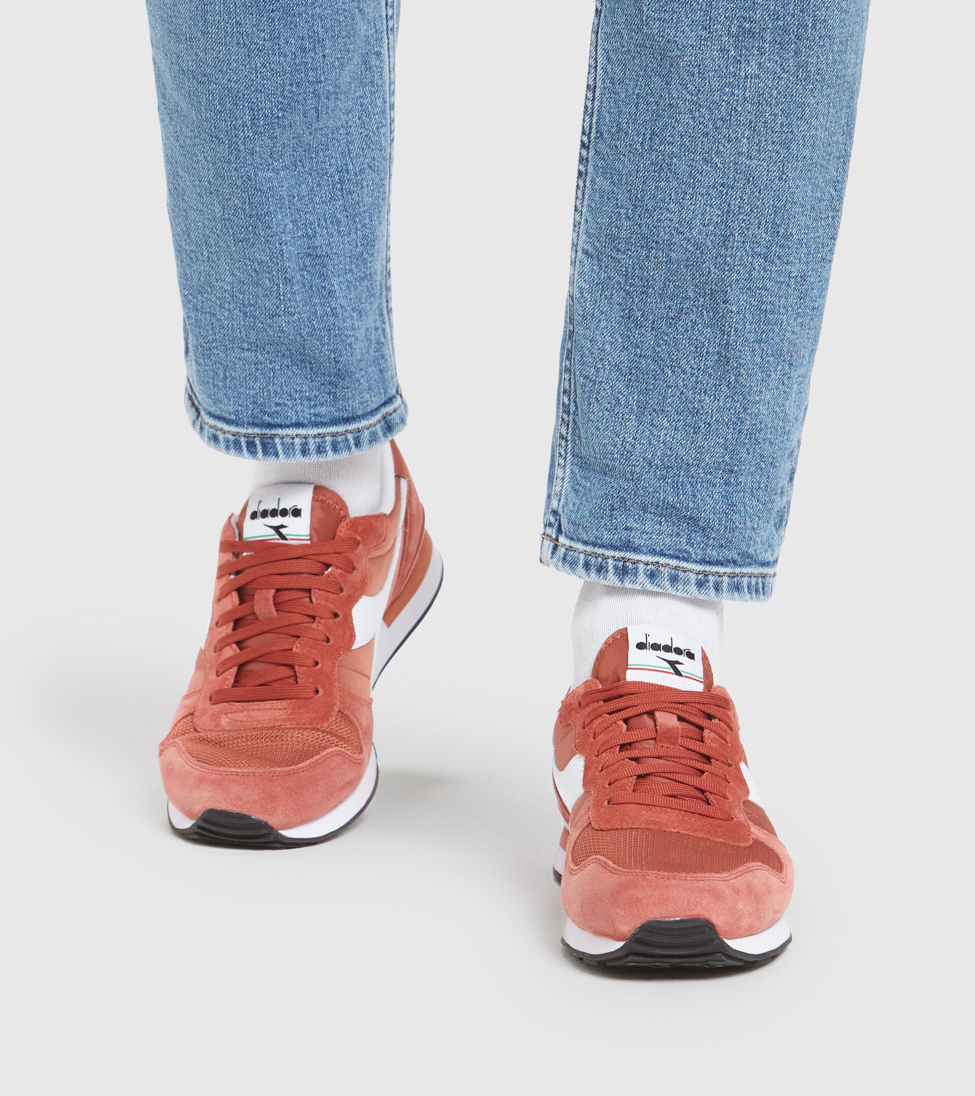 Footwear Sportswear UNISEX CAMARO BROWN TABASCO Diadora