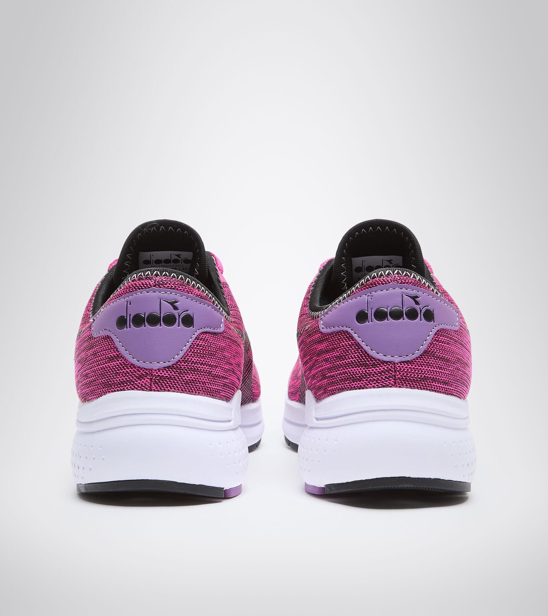 Zapatillas deportivas - Mujer PASSO W ROSADO LLAMATIVO/NGR/CAMPANILL - Diadora
